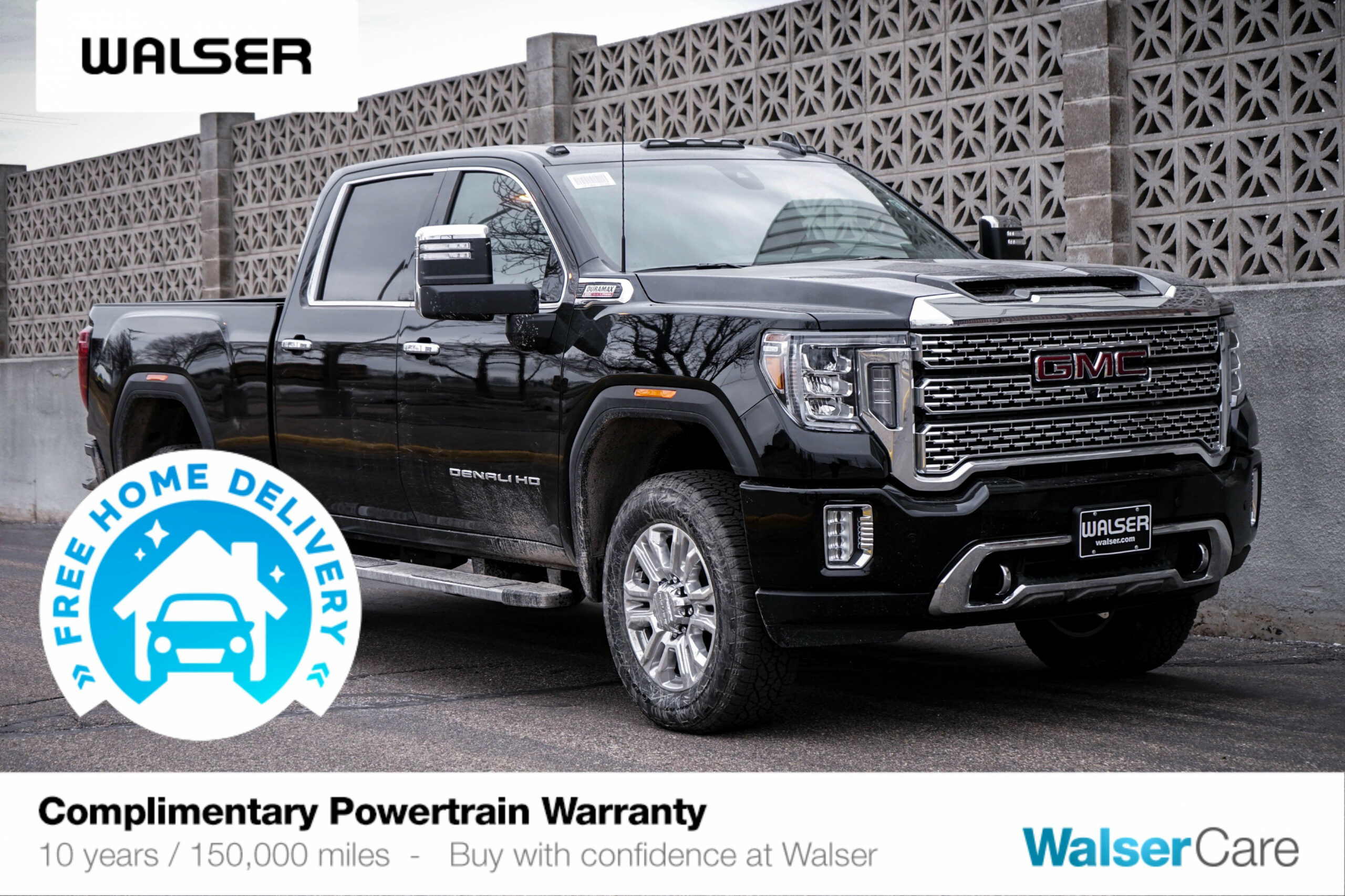 Best 5 Gmc Sierra 5HD Lease & Finance Deals | Walser ..
