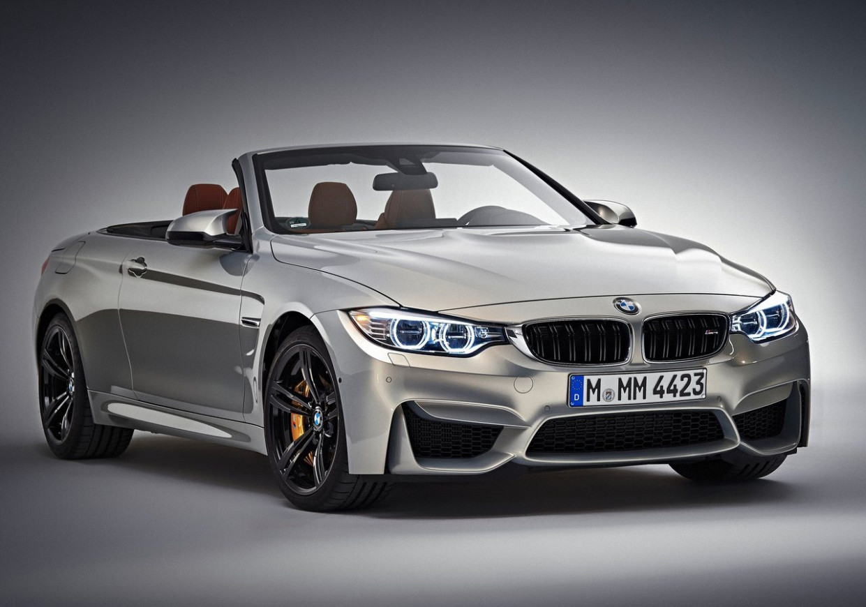 BMW M4 Convertible 4 4.4T in UAE: New Car Prices, Specs ..