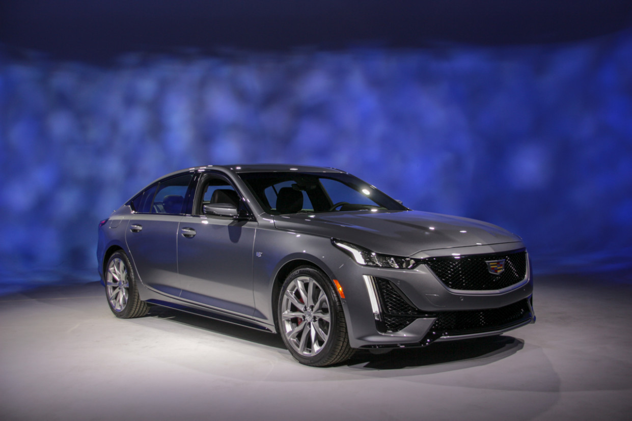 Calling All SUV-Rejectors - Presenting The 5 Cadillac CT5 | 2020 Cadillac Images