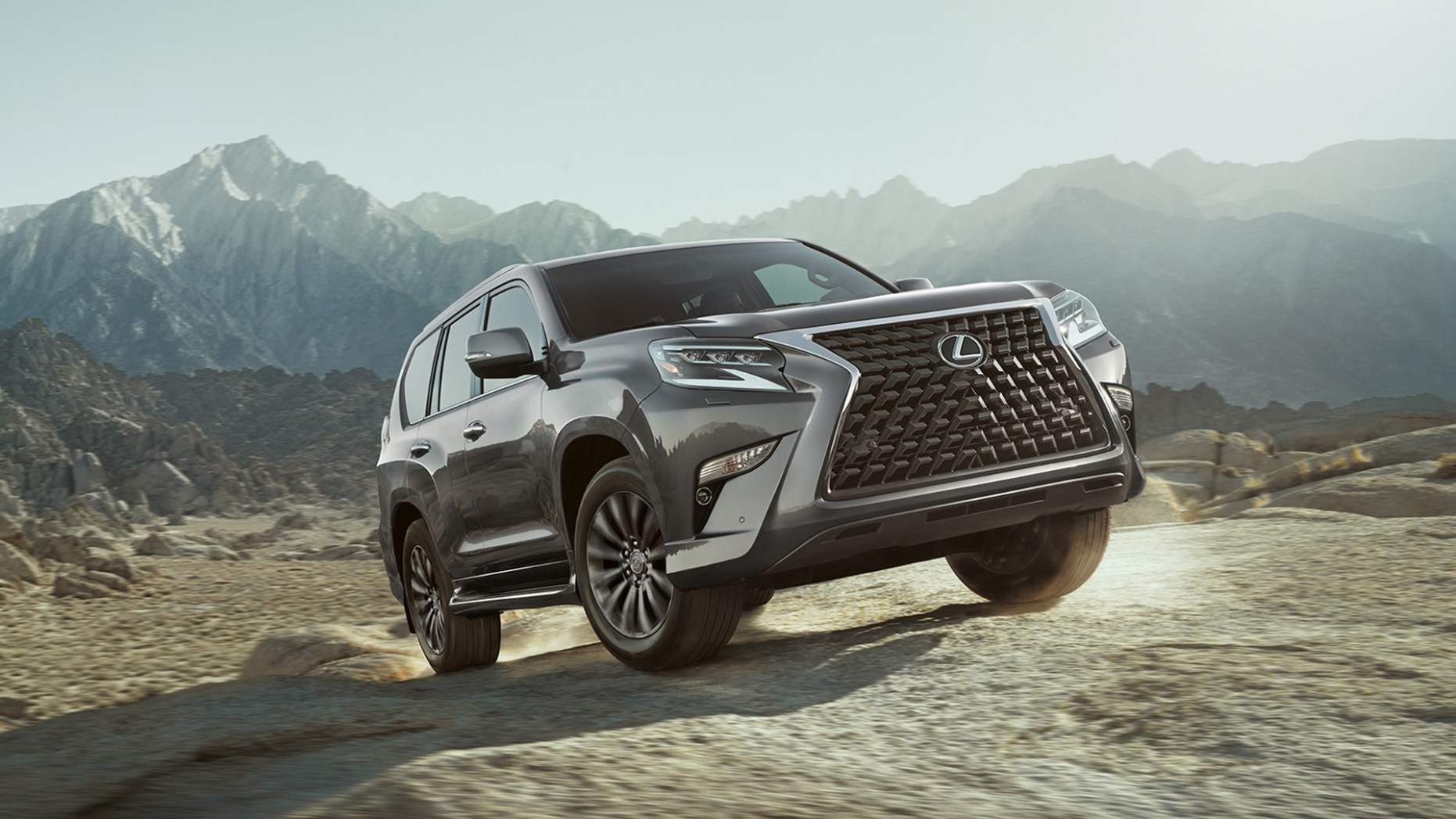 Car Spy Shots, News, Reviews, and Insights - Motor Authority | 2020 Lexus Gx 460