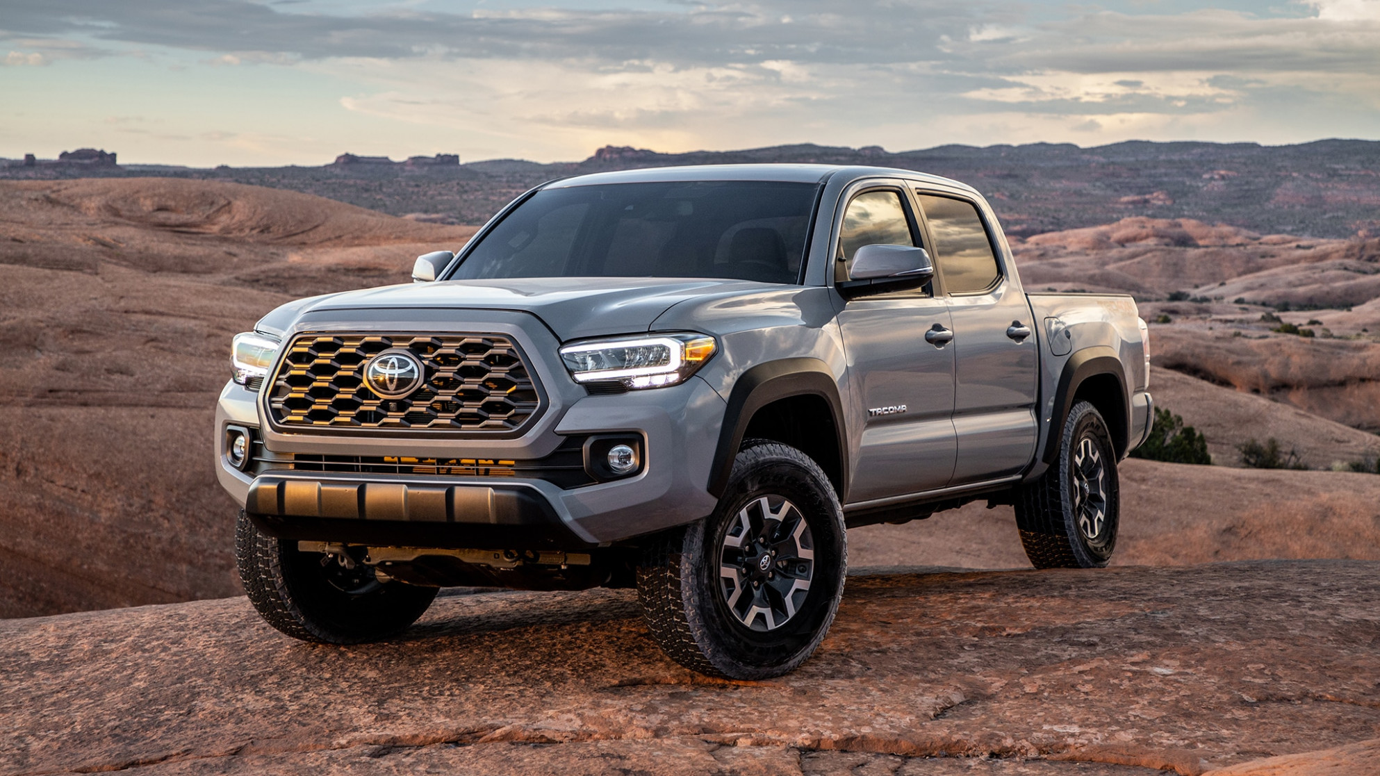 ERMAHGERD: Toyota's Really Offering Cash Back on New Tacomas