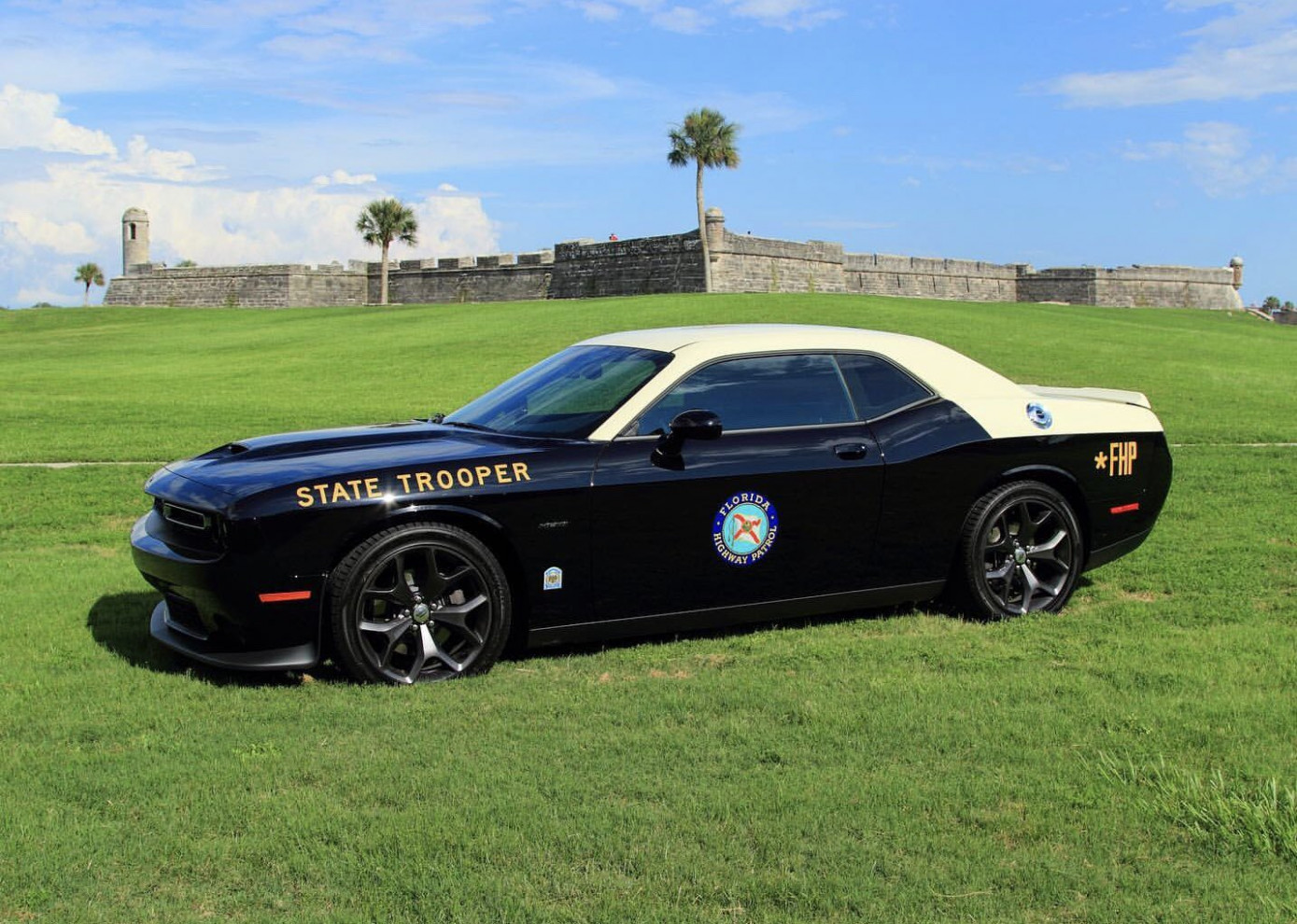 Florida Highway Patrol enlists 4 Dodge Challenger as latest ..