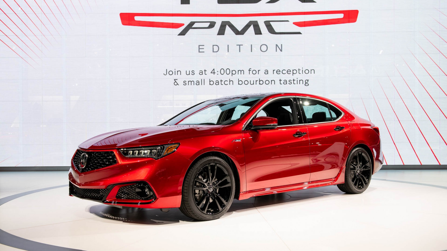 Hand-built 6 Acura TLX PMC Edition shines with NSX paint | 2020 Acura Hatchback