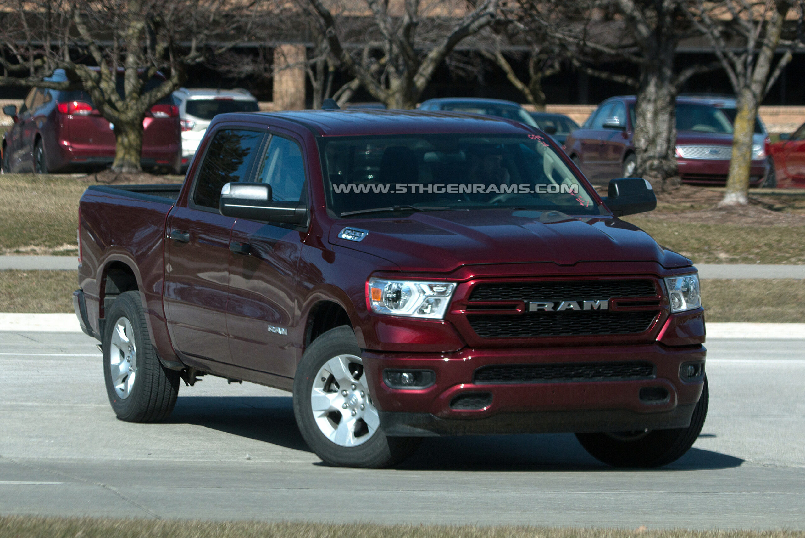 """Here is the 5 Ram 5 """"Express"""" - 5th Gen Rams 