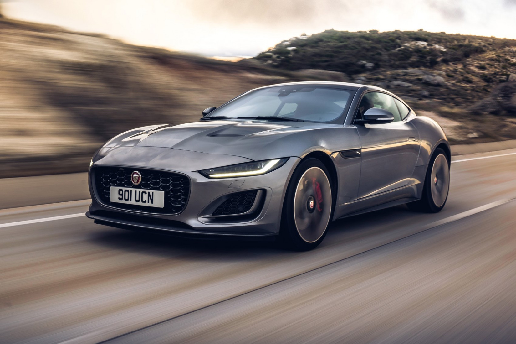 Jaguar F-Type coupe (4) review: behind the pretty face   CAR ...