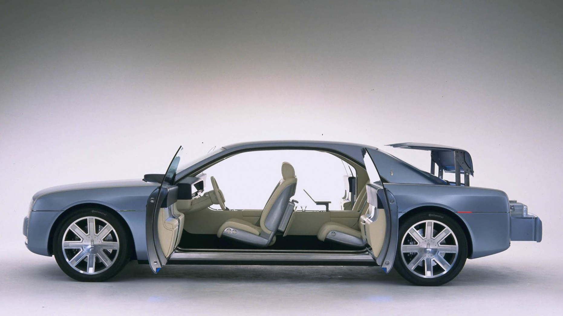 Lincoln Continental Adding Suicide Doors In Future Version   2020 Lincoln With Kissing Doors