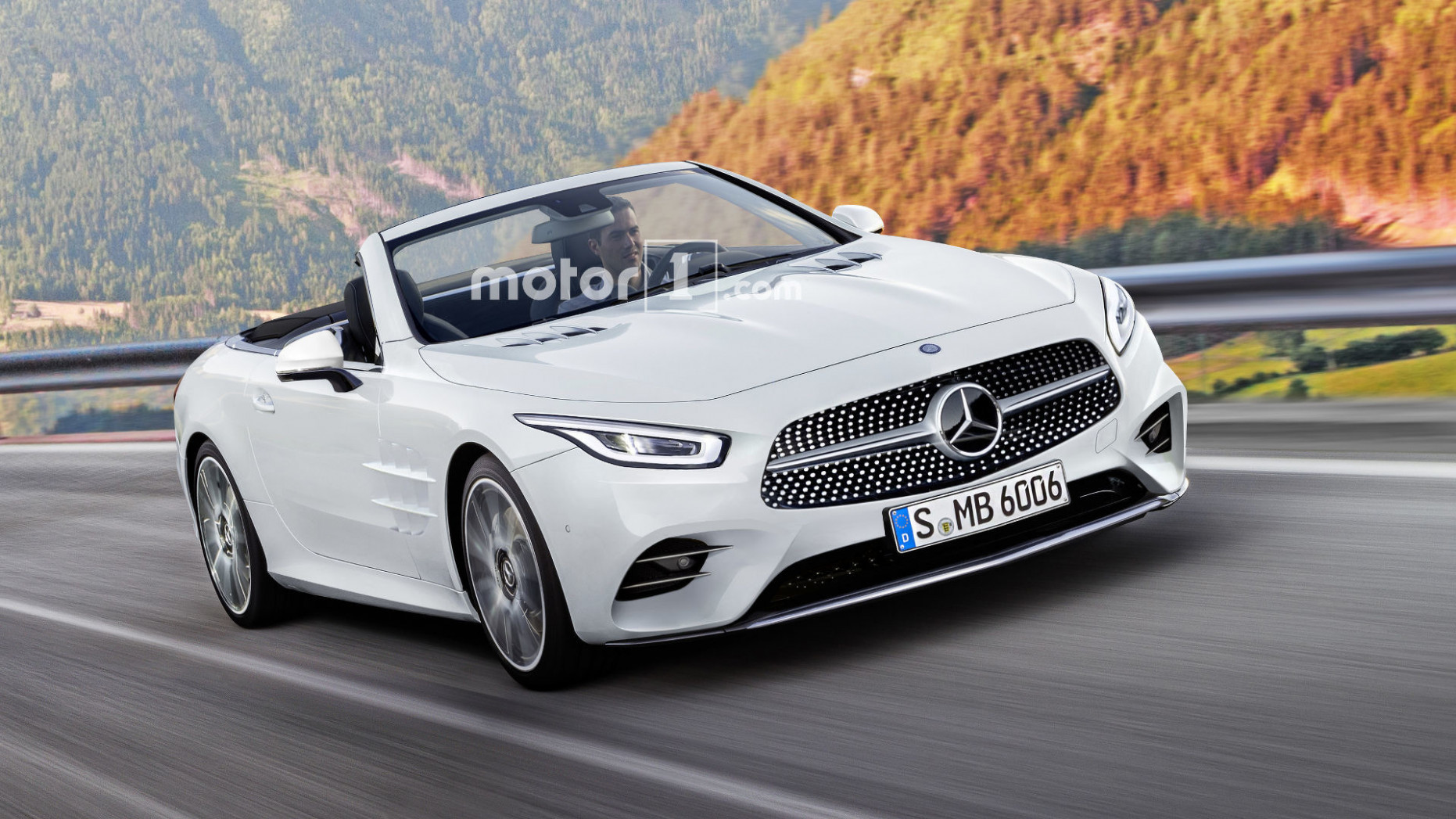 Mercedes Confident New SL Will Have The Wow Factor | 2020 Mercedes Benz Sl550