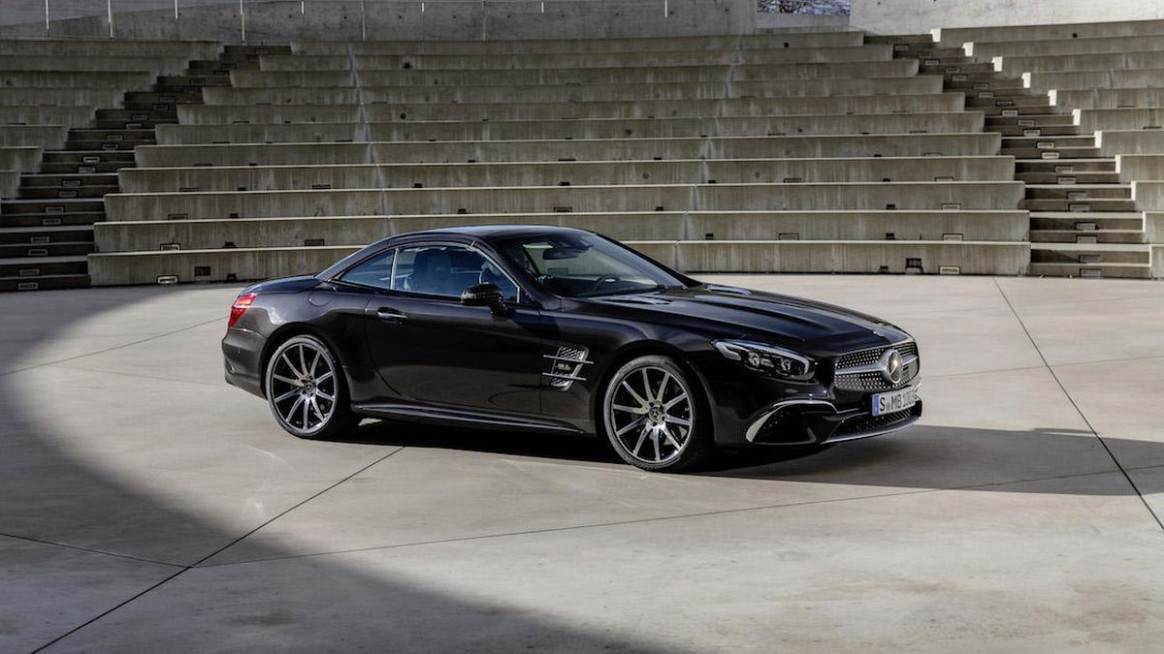 Mercedes seeks to reclaim some of the SL's luster with a Grand ...