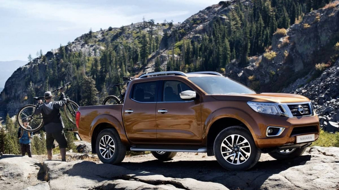 Nissan Could Raid Mitsubishi For Next-Gen Frontier Mid-Size Pickup ..