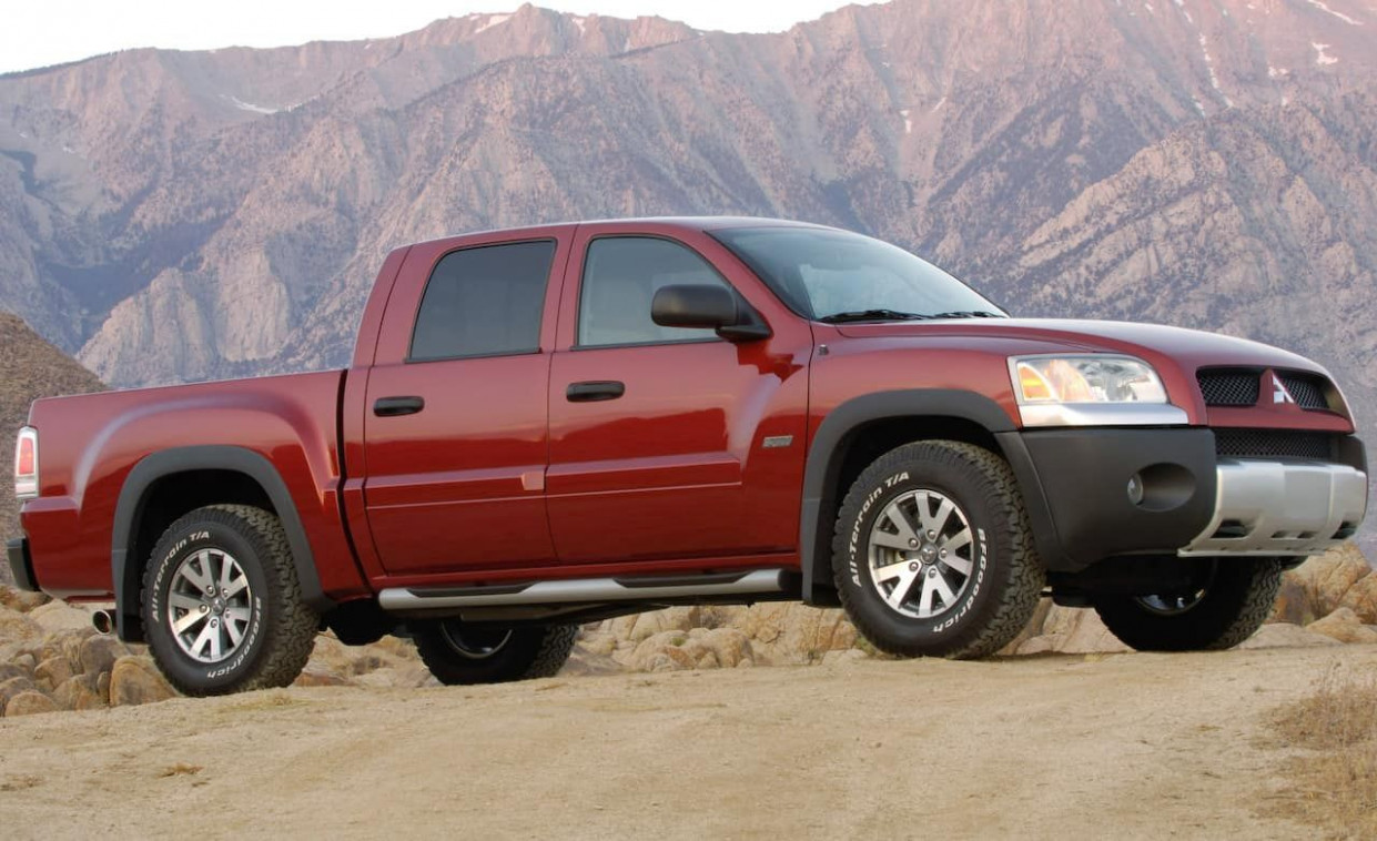 Possibilities of the New 6 Mitsubishi Raider (With images ..