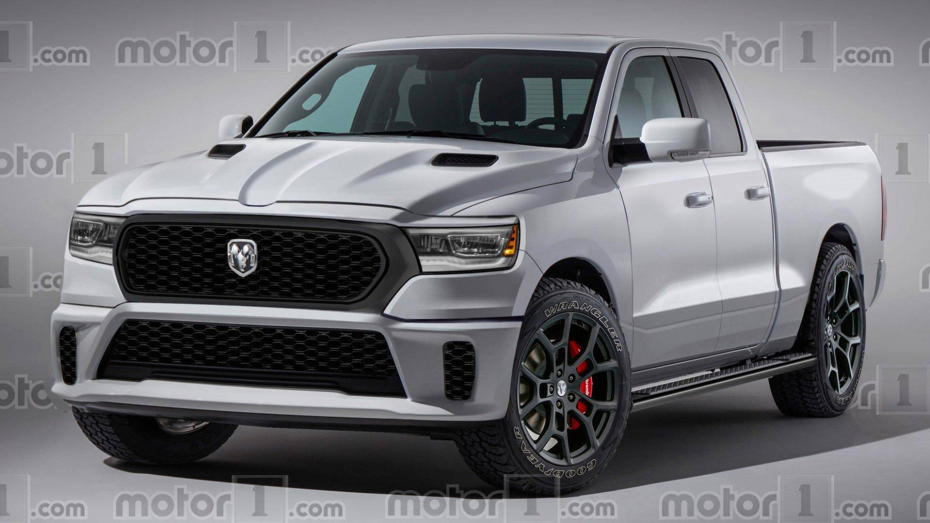 Ram Rebel TRX To Pack 4 HP, Rebel TR Coming With 4 HP | 2020 Dodge Ram Concept