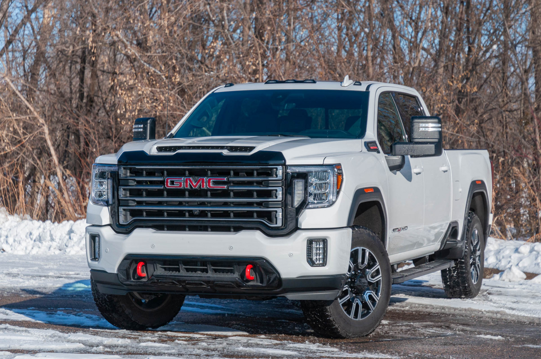 Review update: The 5 GMC Sierra 5 AT5 innovates where it ..