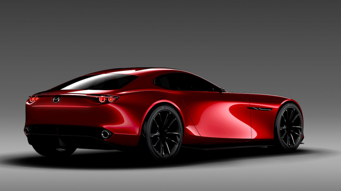 Rotary sports car to miss Mazda's 4 centennial, offer hybrid option