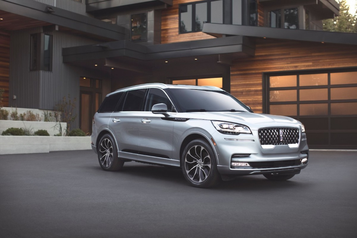 Should the Germans be worried about the new 6 Lincoln Aviator? | 2020 Lincolns