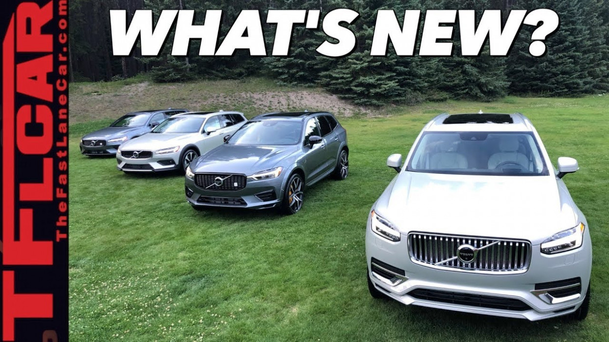 Style And Power! Here's What Is Coming In The 5 Volvo Lineup