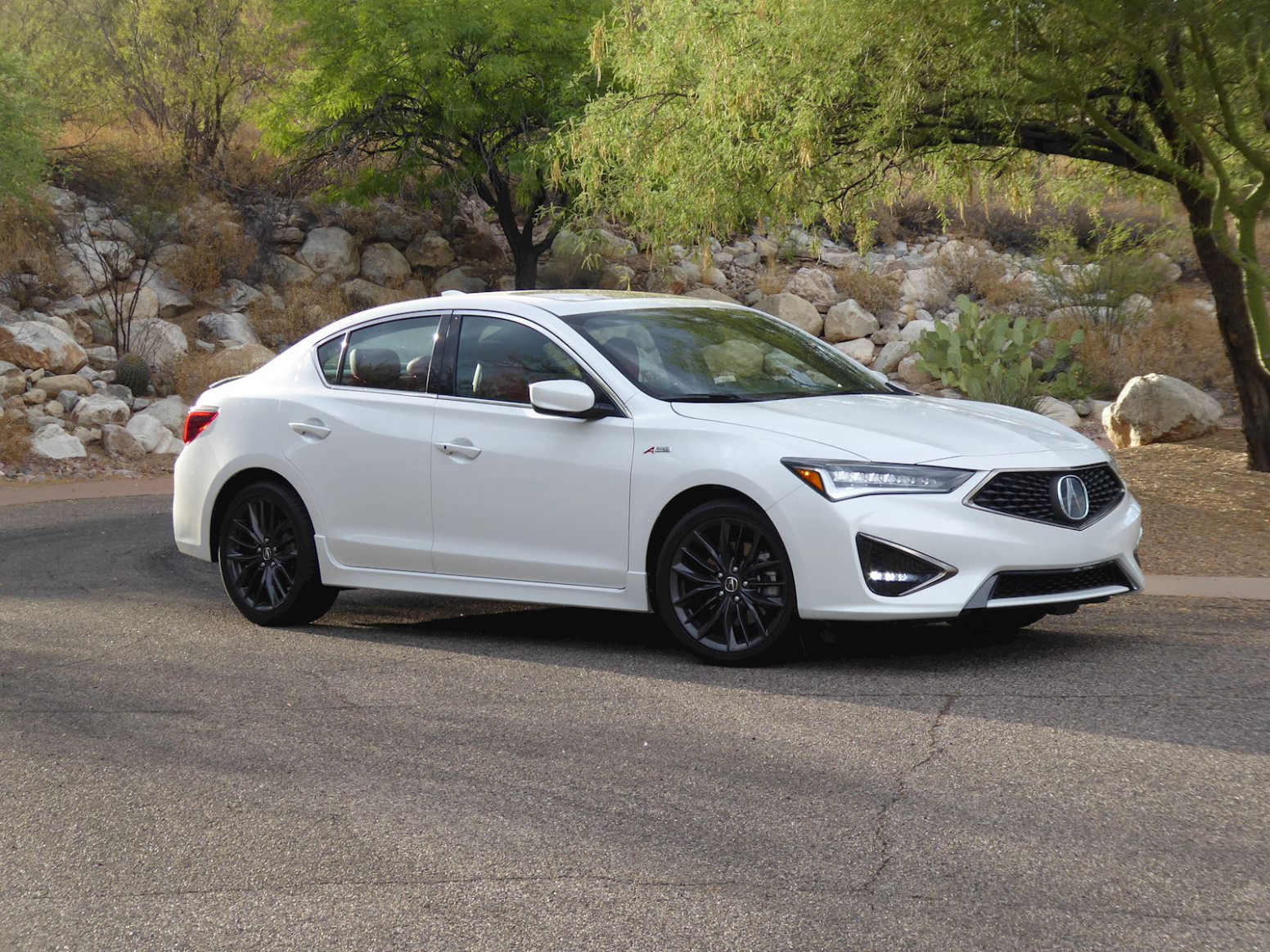 Test Drive: 4 Acura ILX | Expert Reviews | J.D. Power