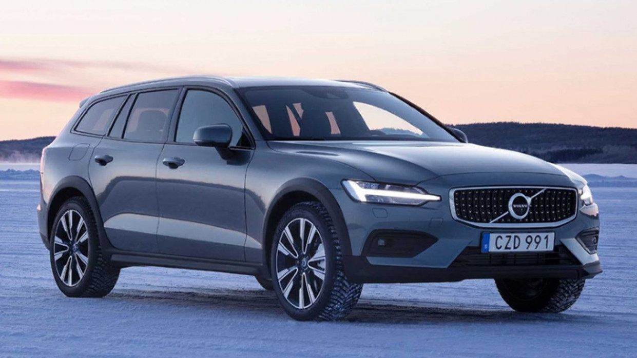 The 4 Volvo V4 Has Been Launched Officially - Newsroom ...