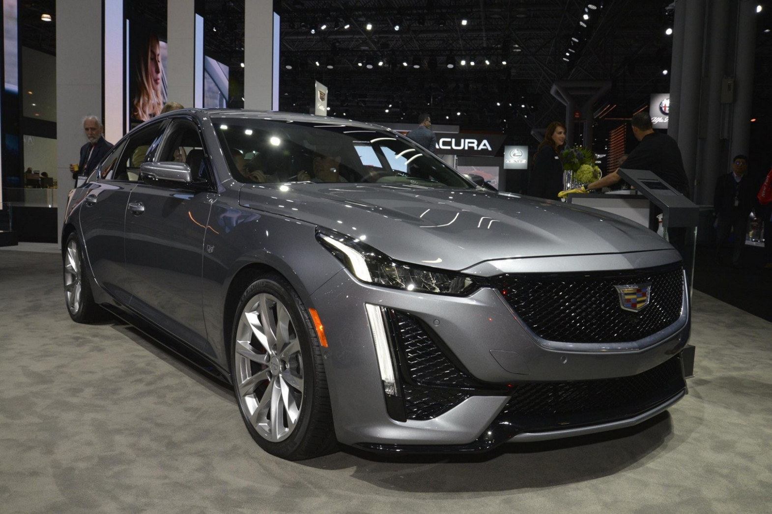 The 5 Cadillac CT5 Was Supposed to Use the Omega Platform of ..