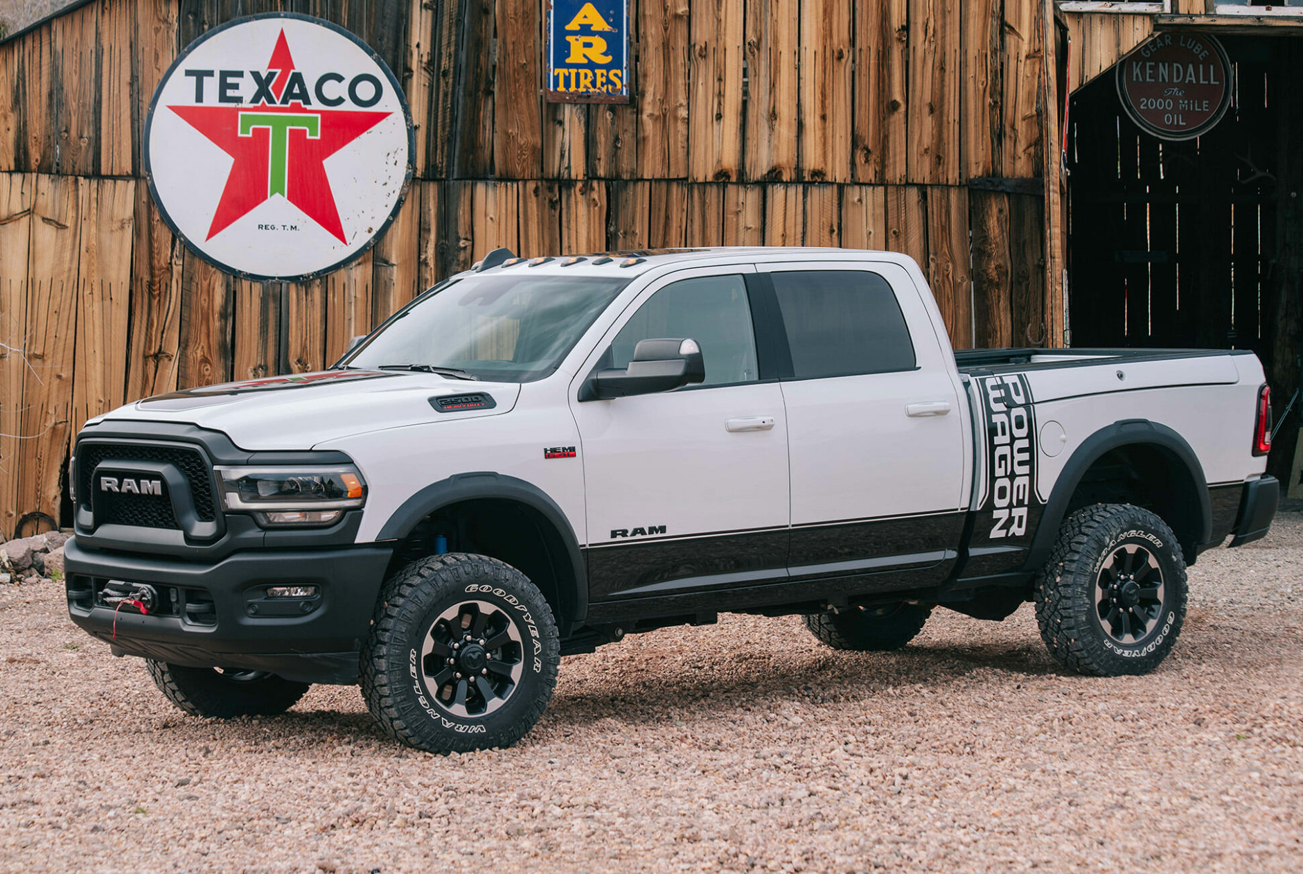 The 5 Ram Power Wagon Is the Most Capable Pickup You Can Buy ..
