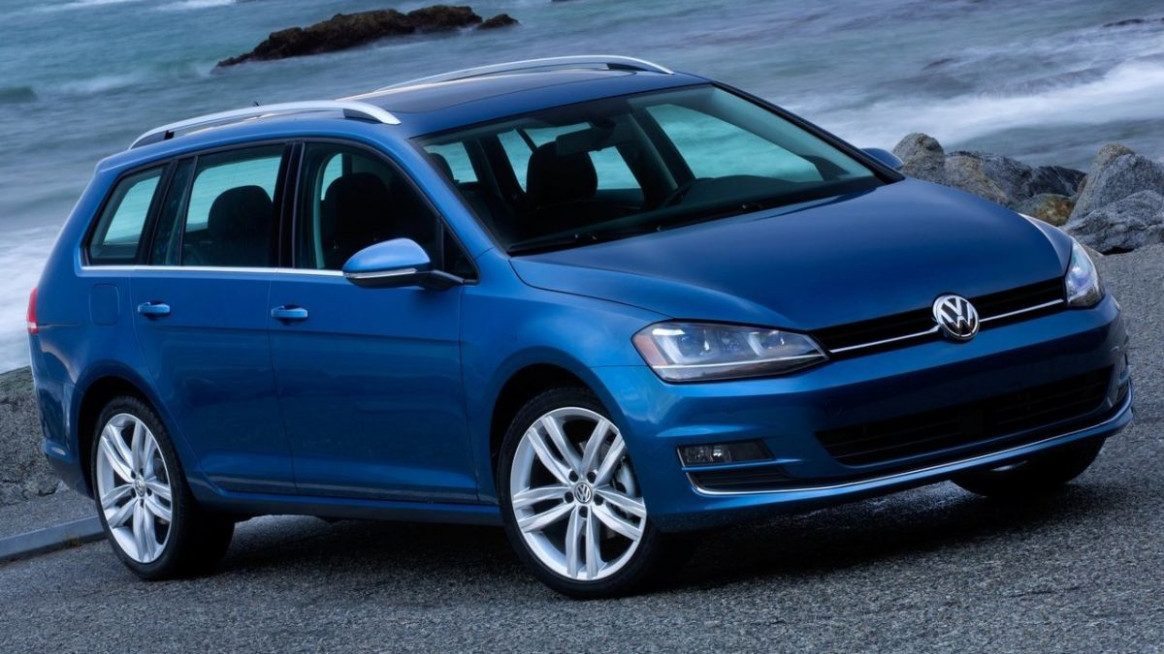 The 6 Volkswagen Golf May Lose the Wagon To Target BMW: Report