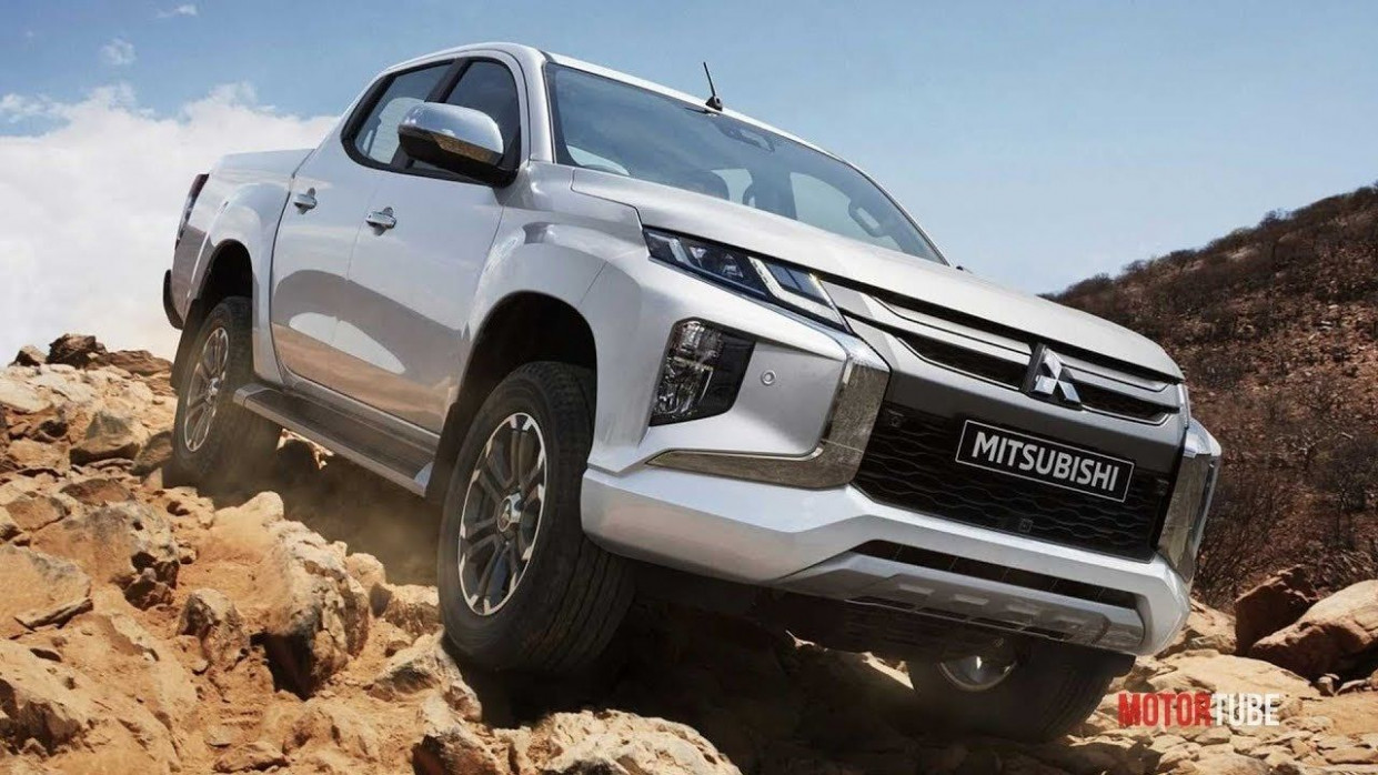 The Best Mitsubishi Triton 5 Interior Review and Release date ..