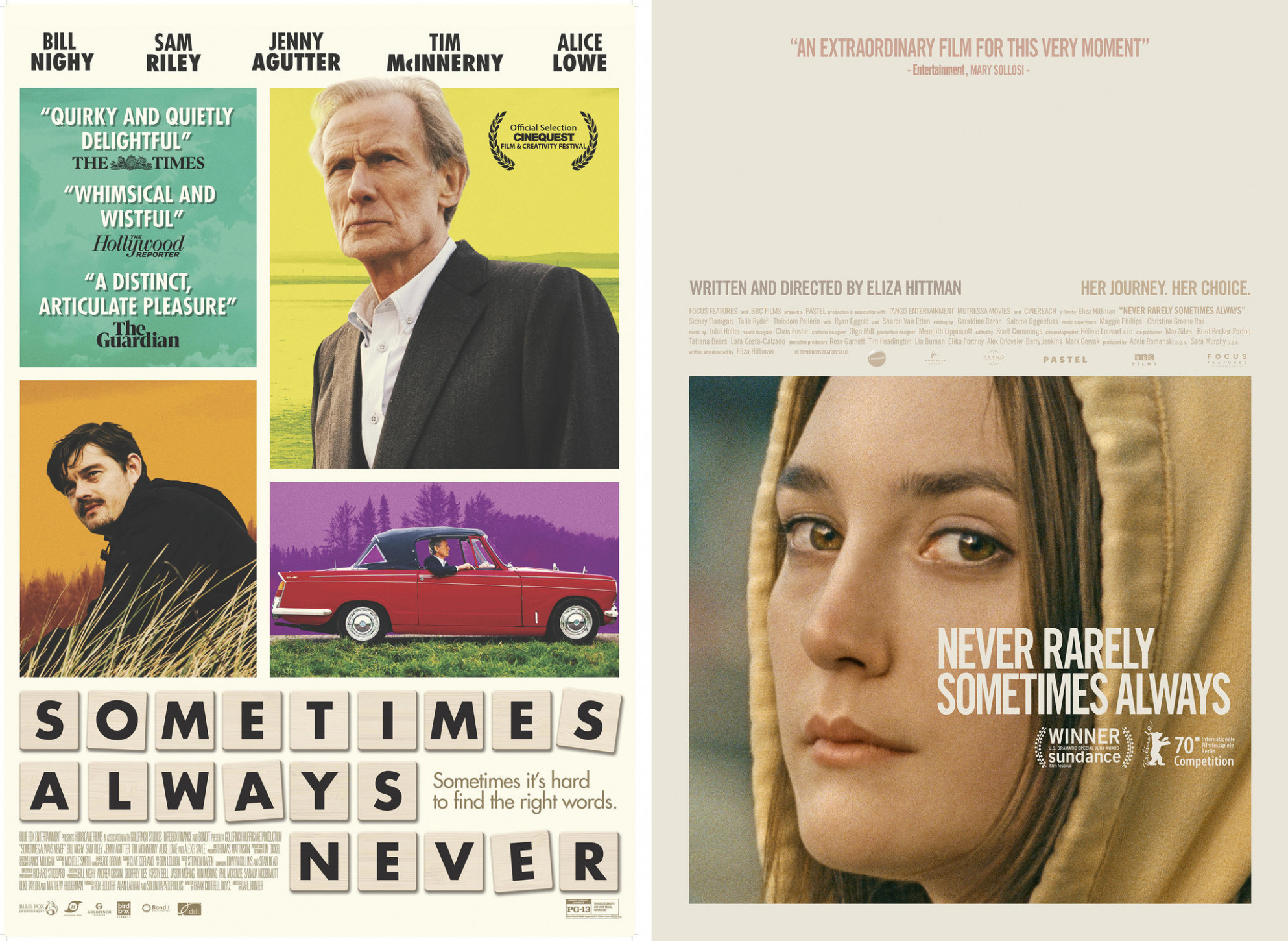 The Curious Case of the Strangely Similar Movie Titles - The New ..