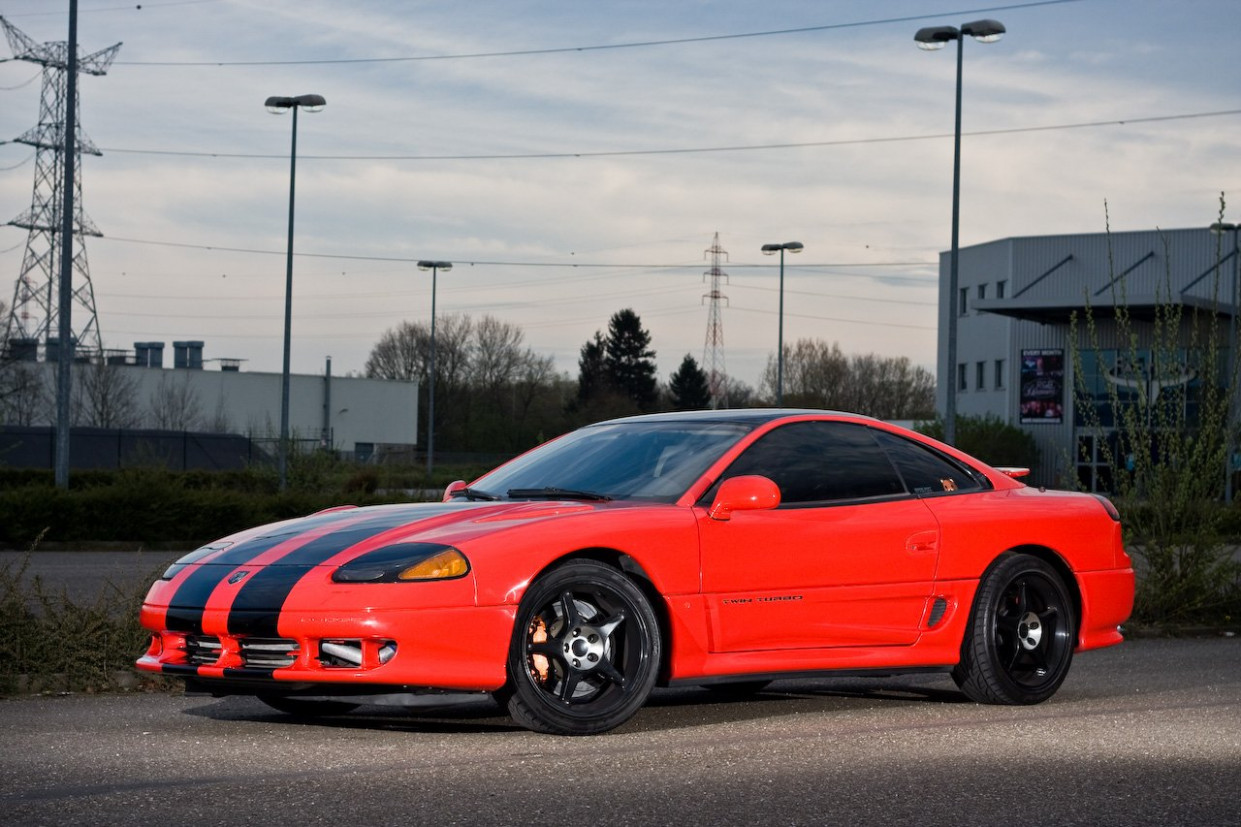 The Dodge Stealth: The Domestic Supercar Nobody Bought   Dodge ..