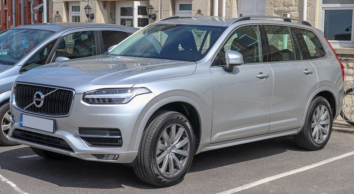 The kind of the 6 Volvo Xc6 New Generation Wagon is designed ..