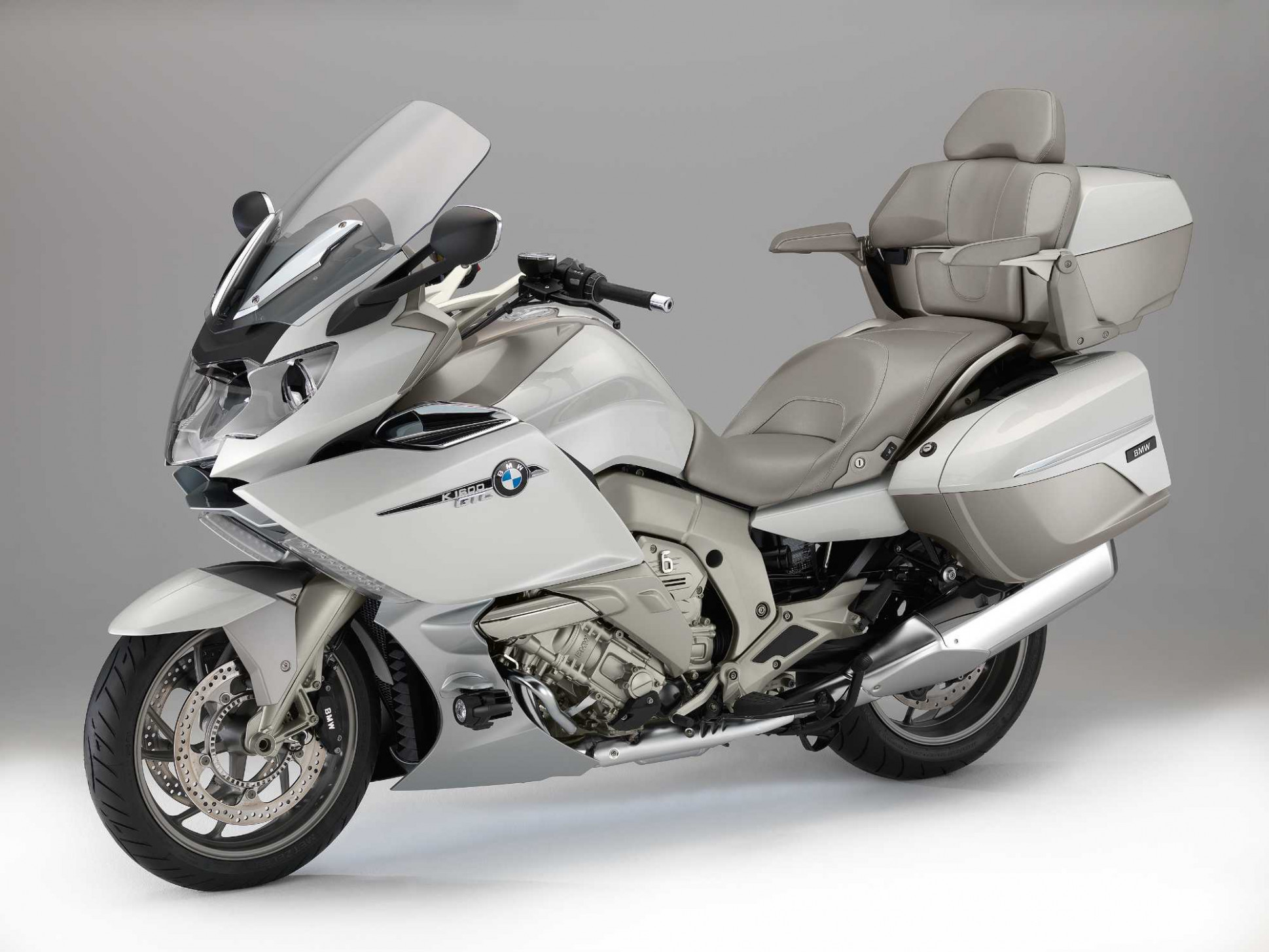 The new BMW K 6 GTL Exclusive