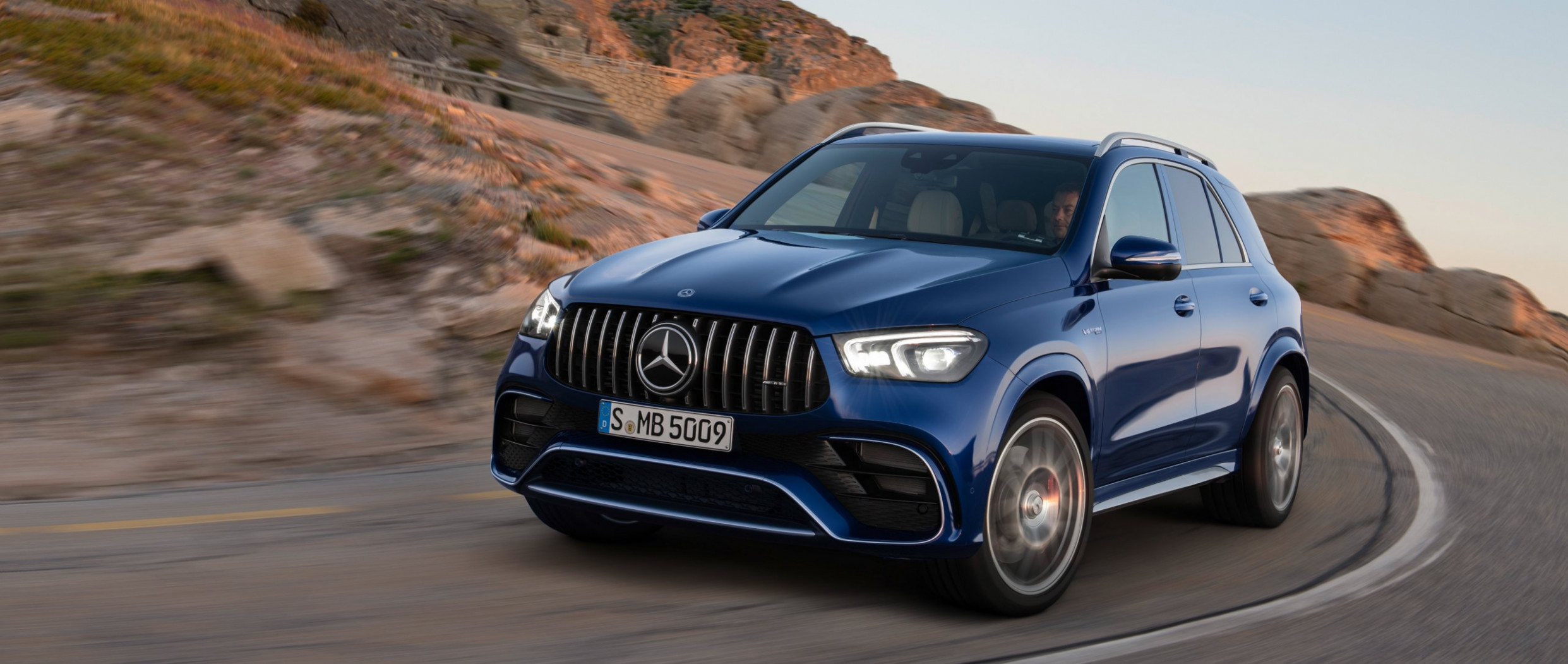 The new Mercedes-AMG GLE 5 5MATIC+ and GLE 5 S 5MATIC+