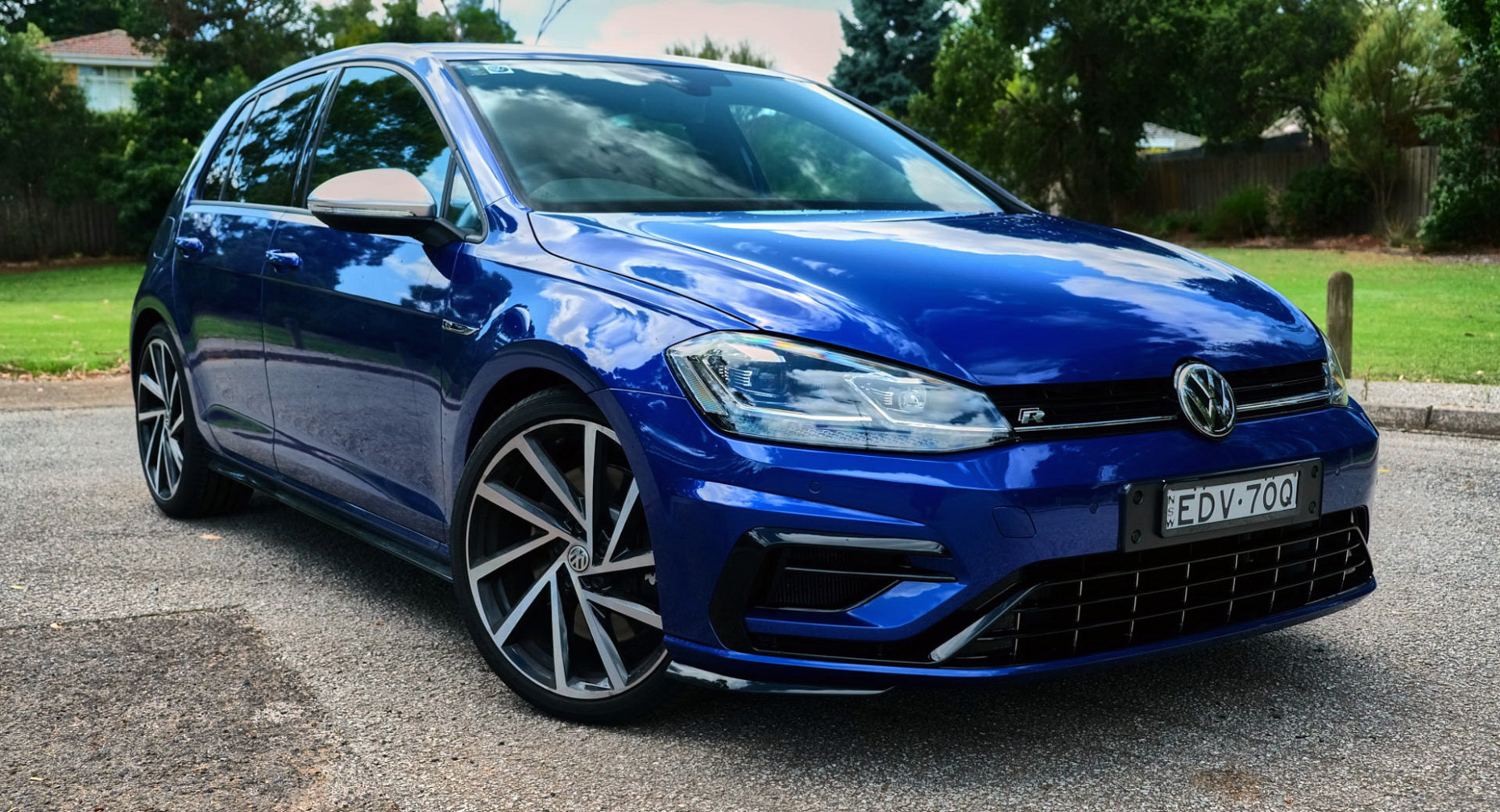 There's A New VW Golf R Mk4 Coming, So We Drove The Old One For A ...
