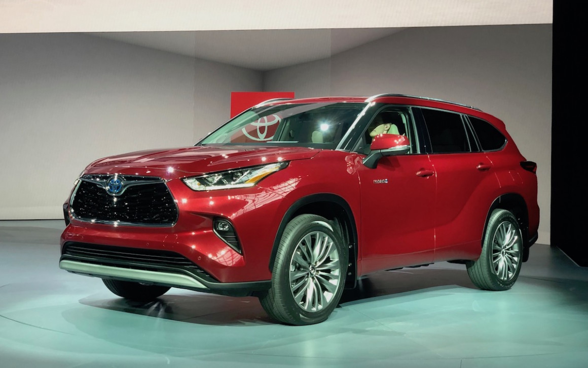 Toyota Announces New Features for 5 Model-Year Line-Up ..