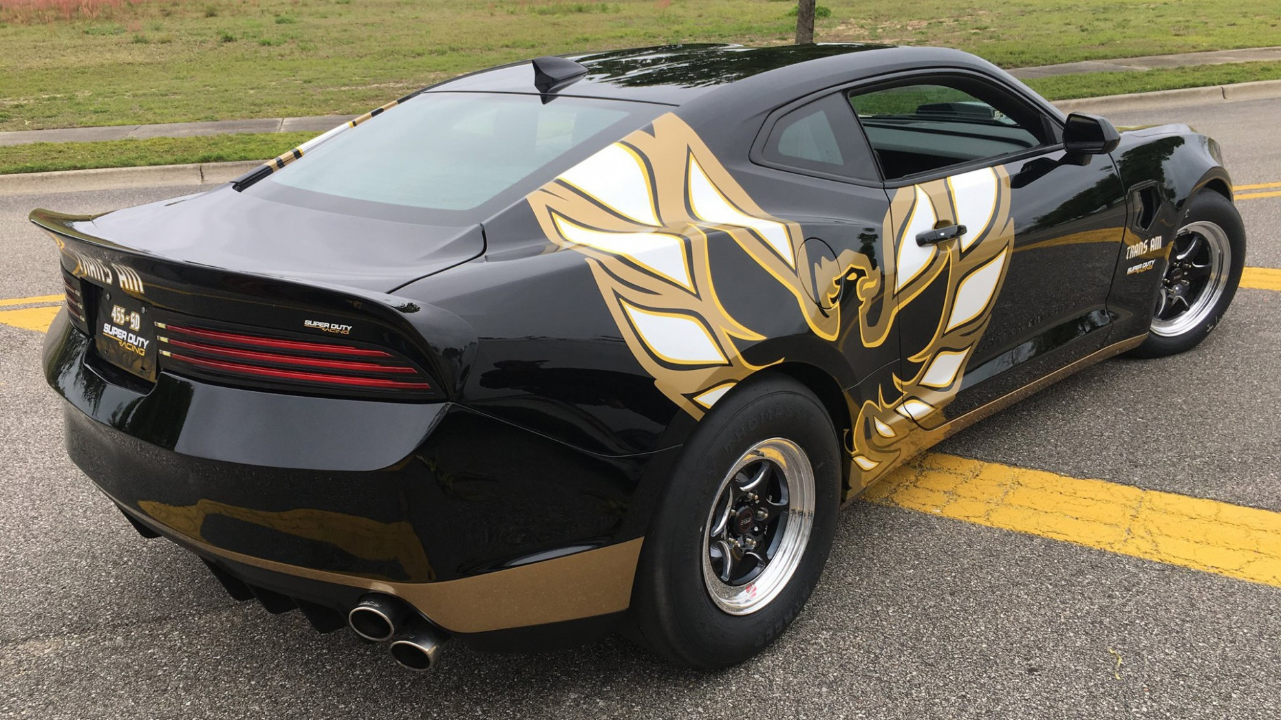 Trans Am Depot makes 6 Super Duty drag car with 6,600 horsepower | 2020 Dodge Trans Am
