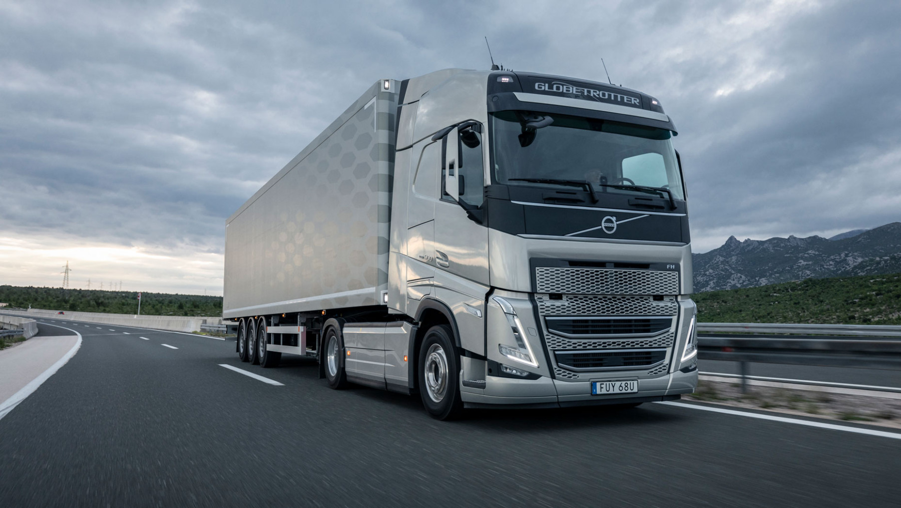 Volvo Trucks launches the new Volvo FH – Next generation of truck ..