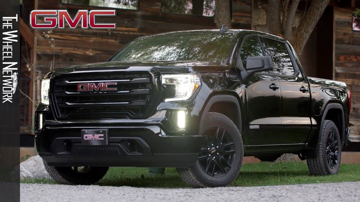 What's New About the 4 GMC Sierra Elevation Edition?