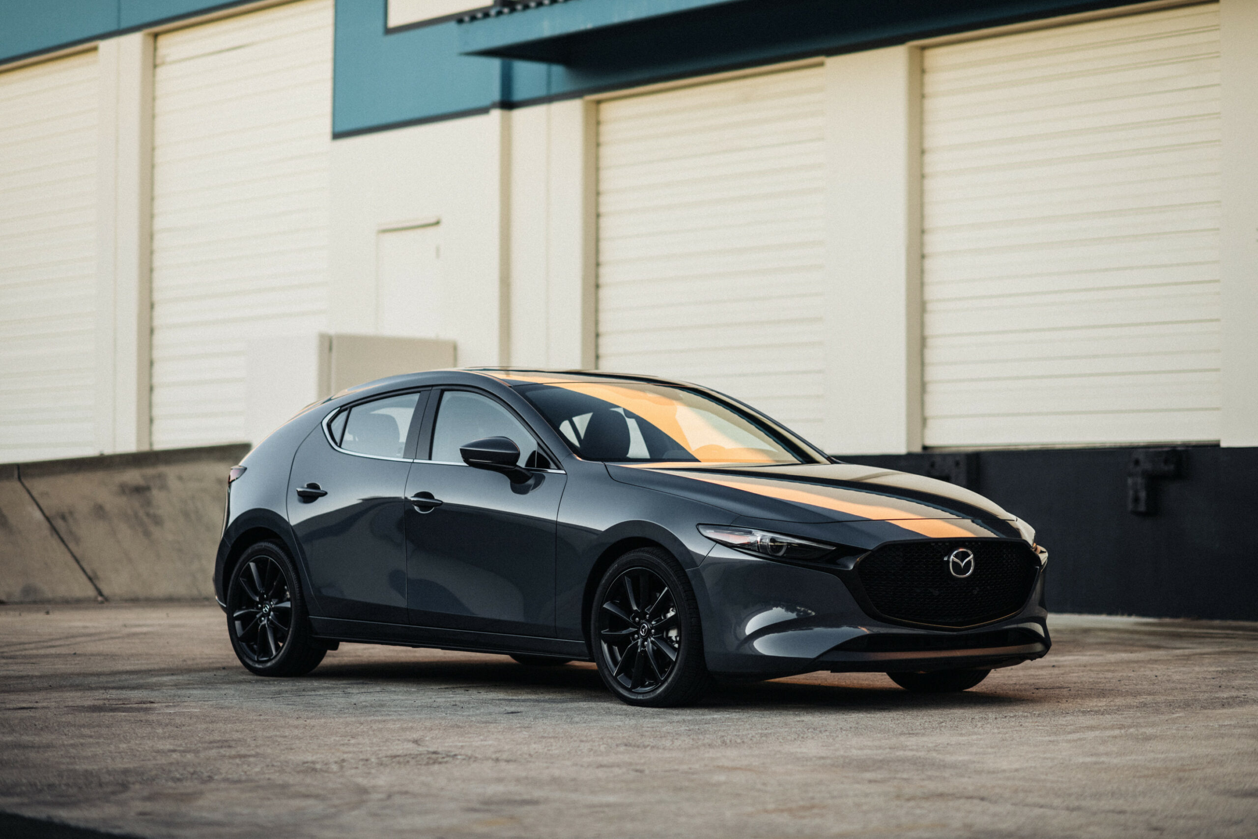 Why Buy a Mazda 4 When You Can Buy the Hatchback Instead? | 2020 Mazda Sports