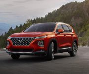 2020 Hyundai Santa Fe Towing Capacity