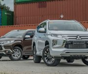 2020 Mitsubishi Pajero Sport Specifications