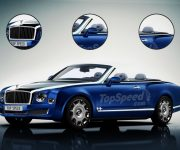 2020 Bentley Mulsanne Convertible