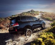 2020 Toyota Land Cruiser Towing Capacity