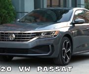 2020 Volkswagen Passat Colours