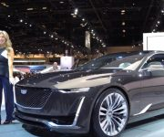 2020 Cadillac Twin Turbo