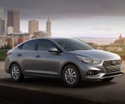 2020 Hyundai Accent Colors