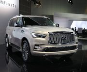 2020 Infiniti Qx80 Restricted