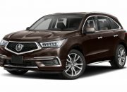 2020 Acura Mdx Msrp