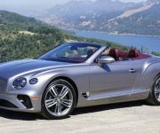 2020 Bentley Gtc Speed