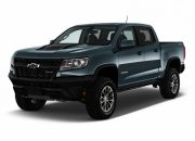 2020 Chevrolet Colorado Mpg
