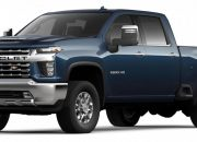 2020 Chevrolet High Country Colors