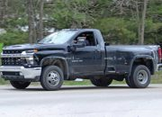 2020 Chevrolet Dually
