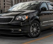 2020 Chrysler Town And Country